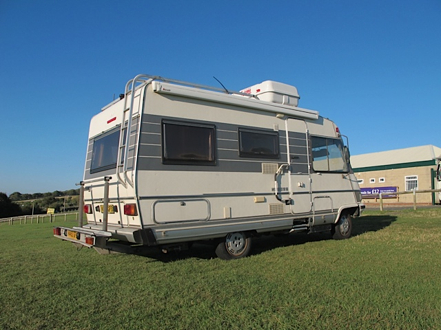 Hymer b534 1993 for sale you can stand on the roof and sit on the top box to take in views asfbconference2016 Choice Image